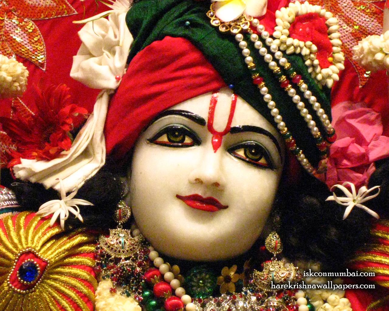 Sri Gauranga Face Wallpaper (009) Size 1280x1024 Download
