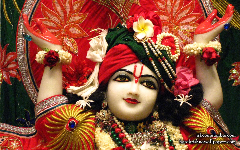 Sri Gauranga Face Wallpaper (009) Size 1440x900 Download