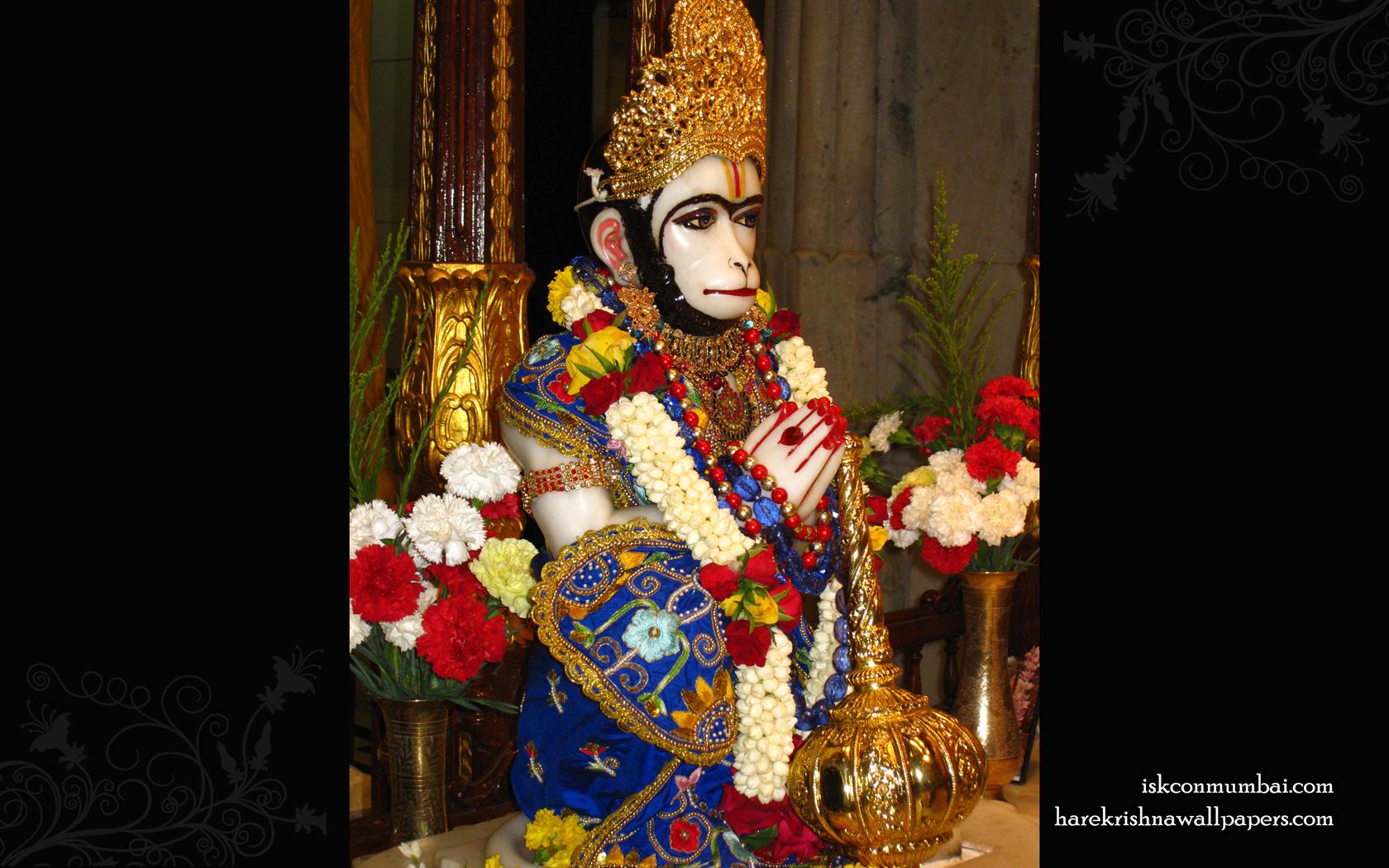 Sri Hanuman Wallpaper (009) Size 1680x1050 Download