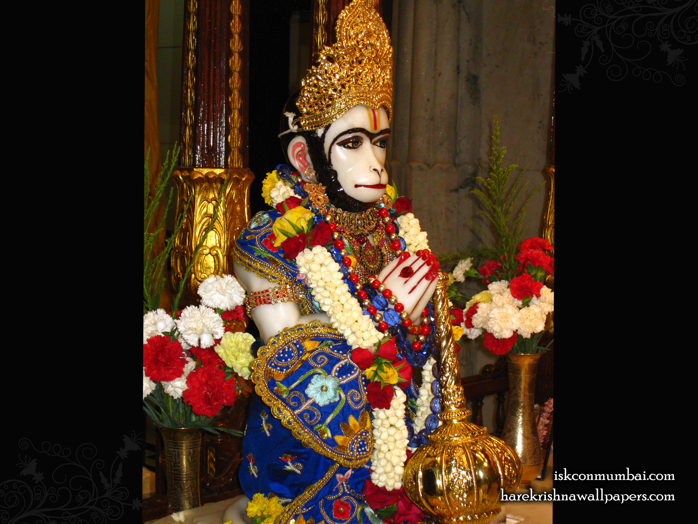 Sri Hanuman Wallpaper (009) Size 2400x1800 Download