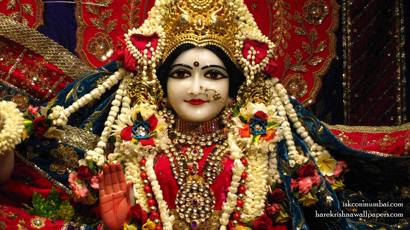 Sri Sita Close up Wallpaper (009) Size 1600x900 Download