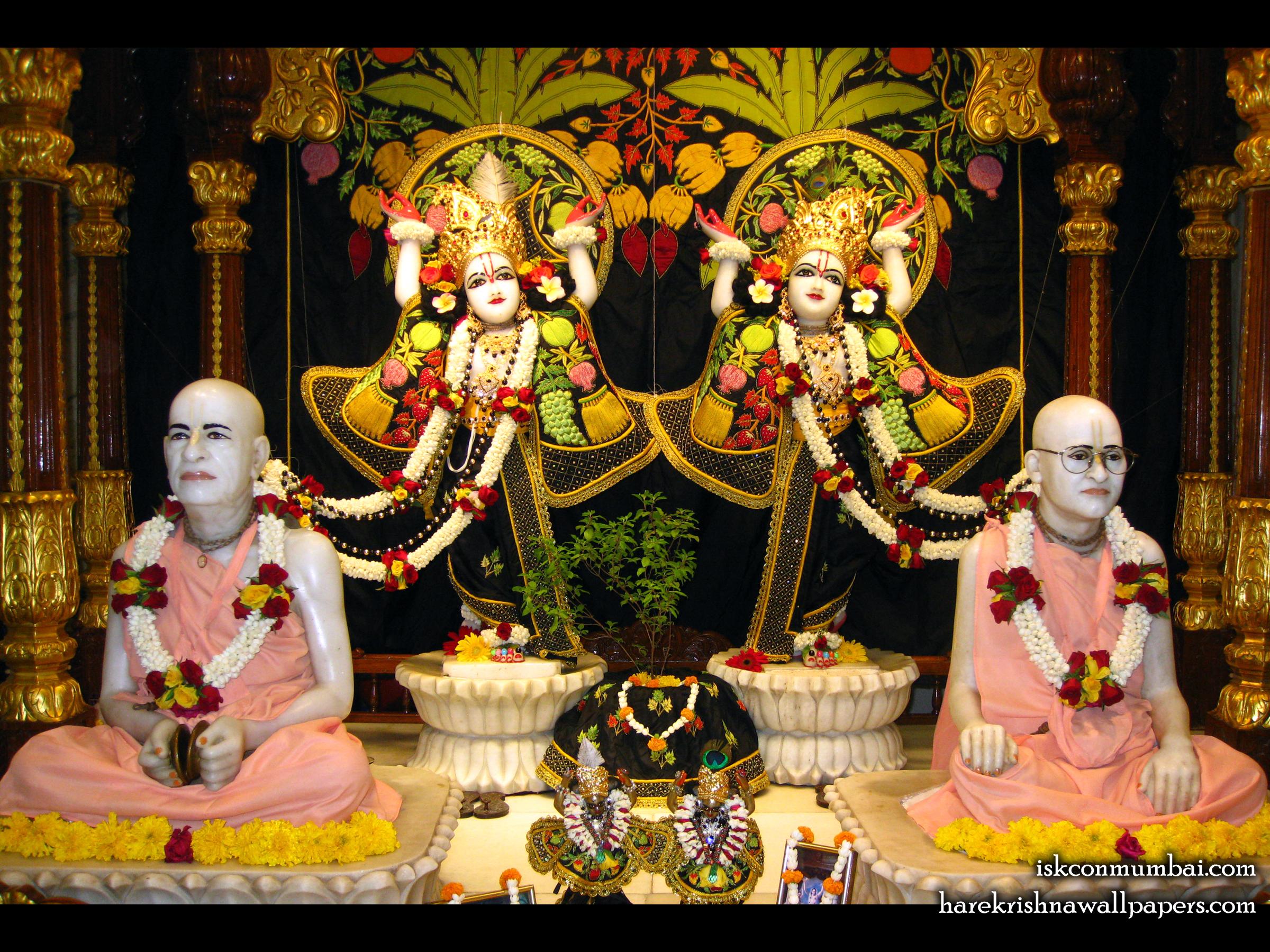 Sri Sri Gaura Nitai Wallpaper (009) Size 2400x1800 Download