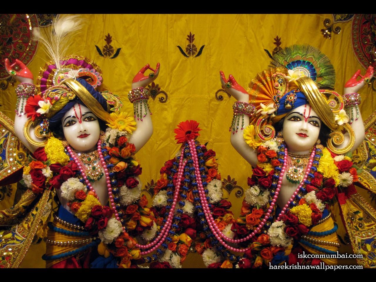 Sri Sri Gaura Nitai Close up Wallpaper (009) Size 1280x960 Download