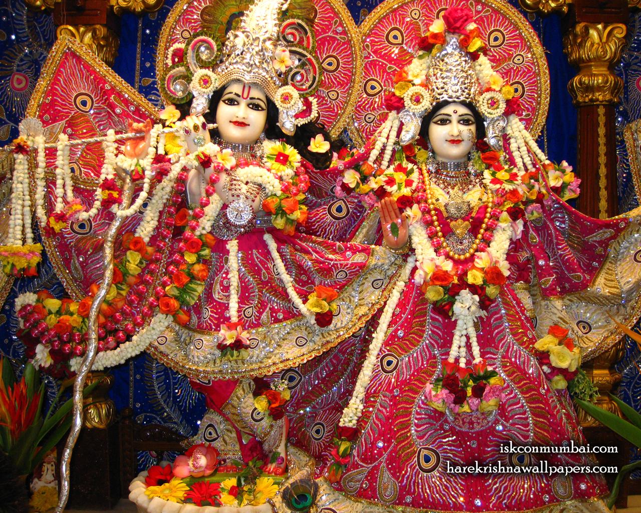 Sri Sri Radha Rasabihari Wallpaper (009) Size 1280x1024 Download
