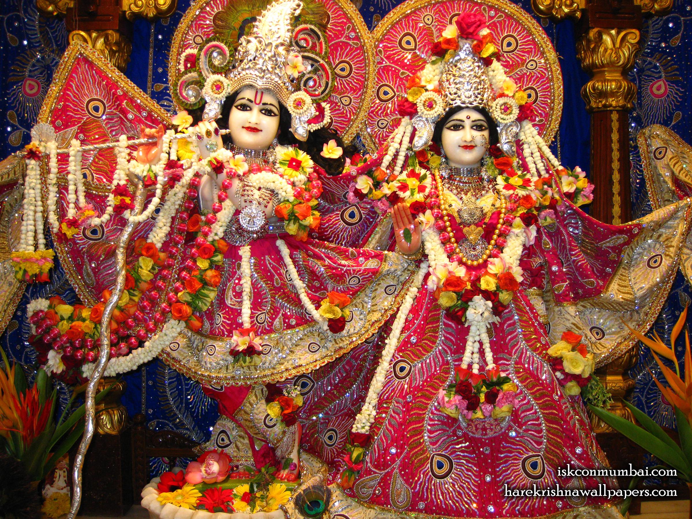 Sri Sri Radha Rasabihari Wallpaper (009) Size 2400x1800 Download