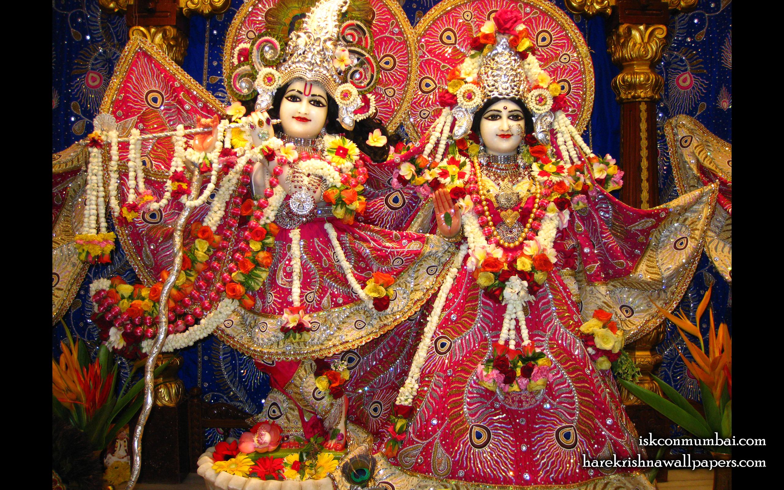Sri Sri Radha Rasabihari Wallpaper (009) Size 2560x1600 Download