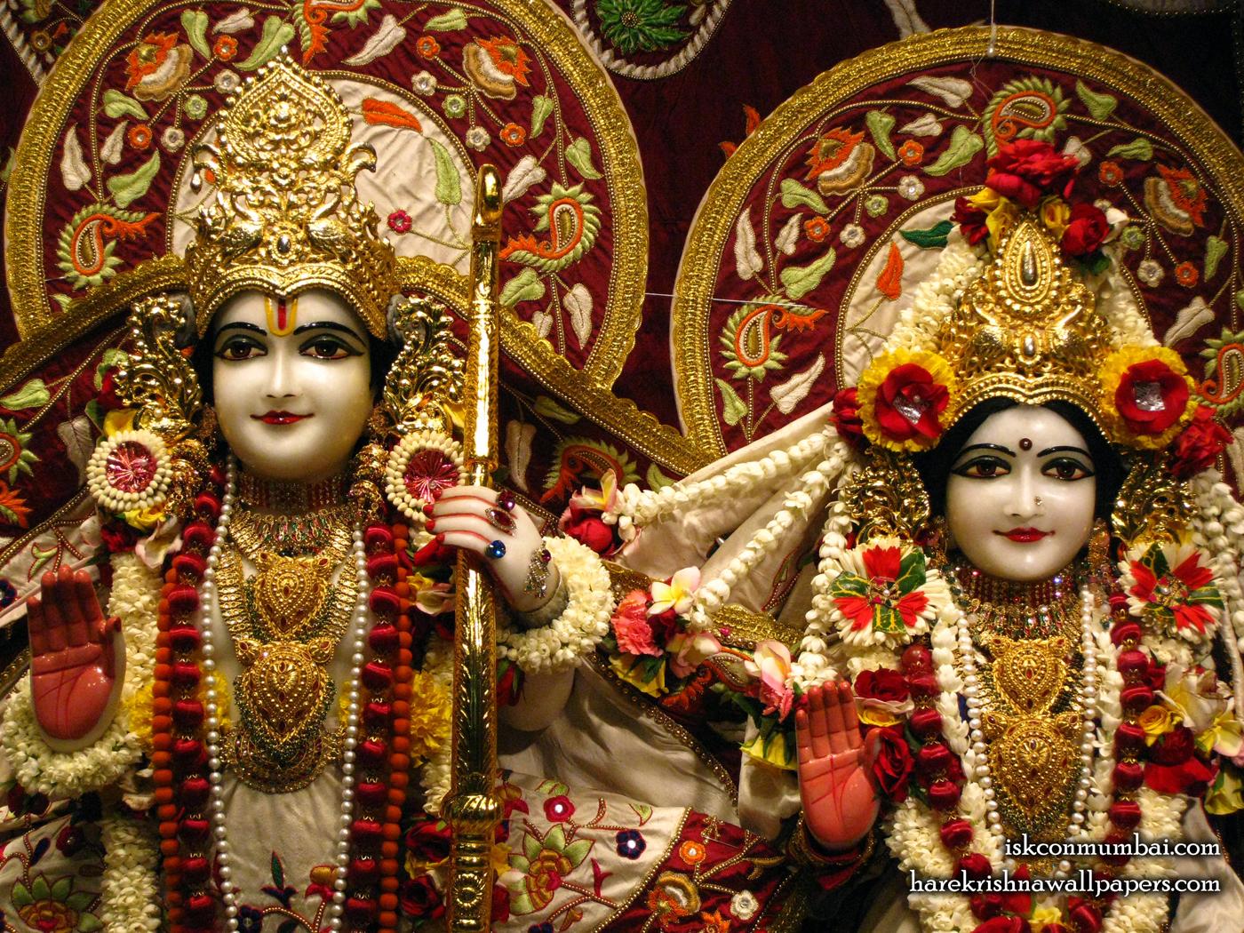 Sri Sri Sita Rama Close up Wallpaper (009) Size 1400x1050 Download