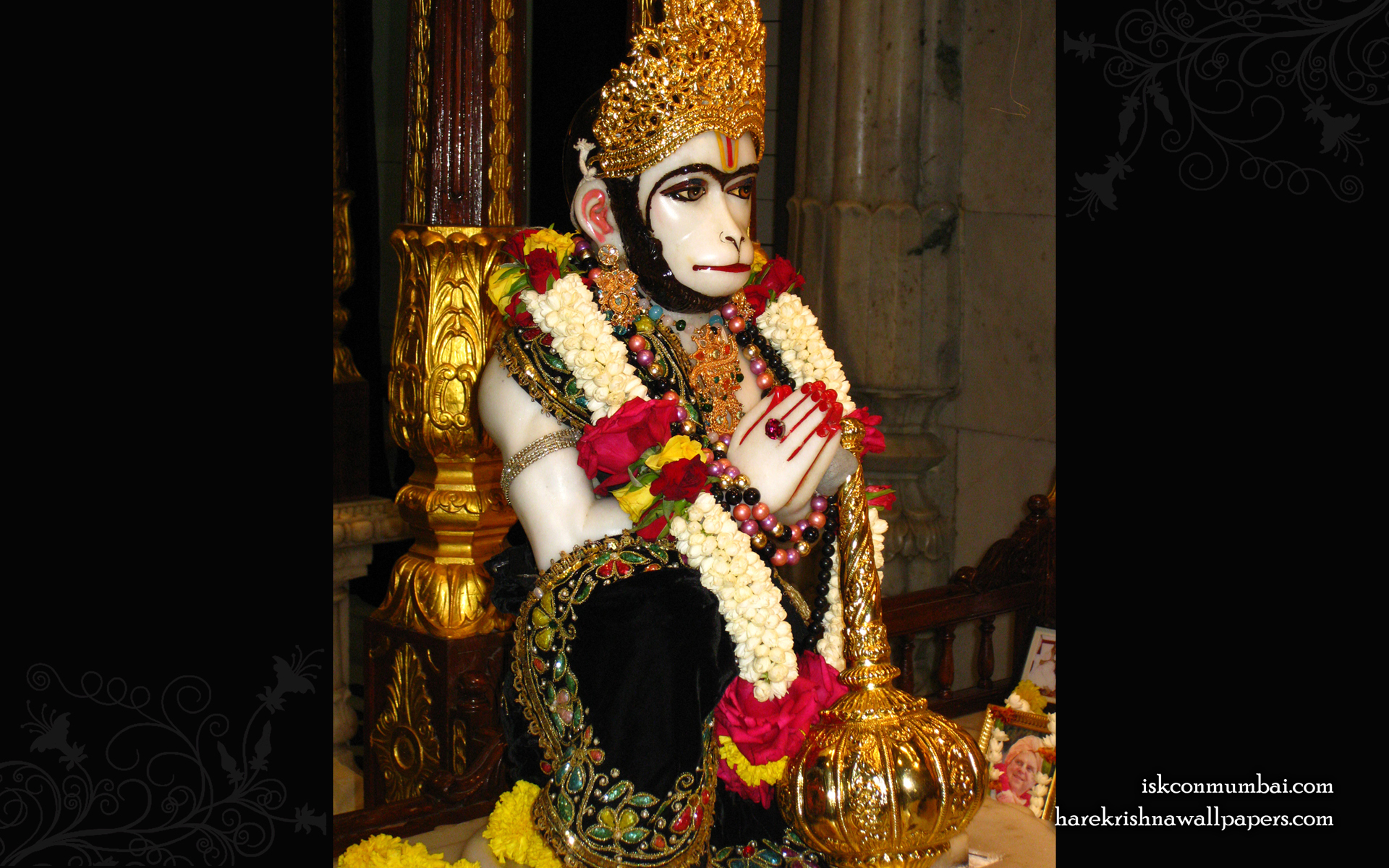 Sri Hanuman Wallpaper (010) Size 1920x1200 Download