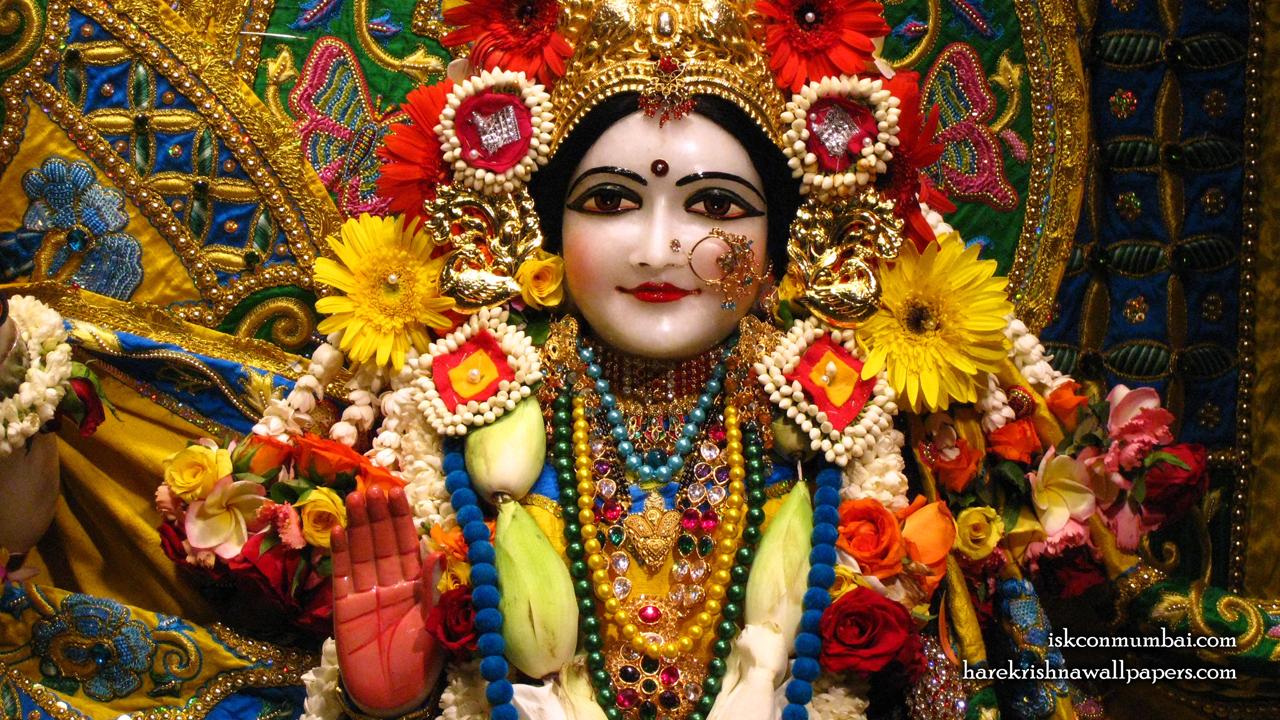 Sri Sita Close up Wallpaper (010) Size1280x720 Download