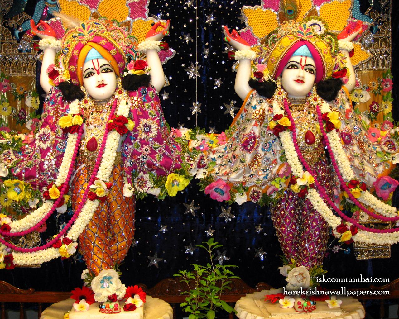 Sri Sri Gaura Nitai Wallpaper (010) Size 1280x1024 Download