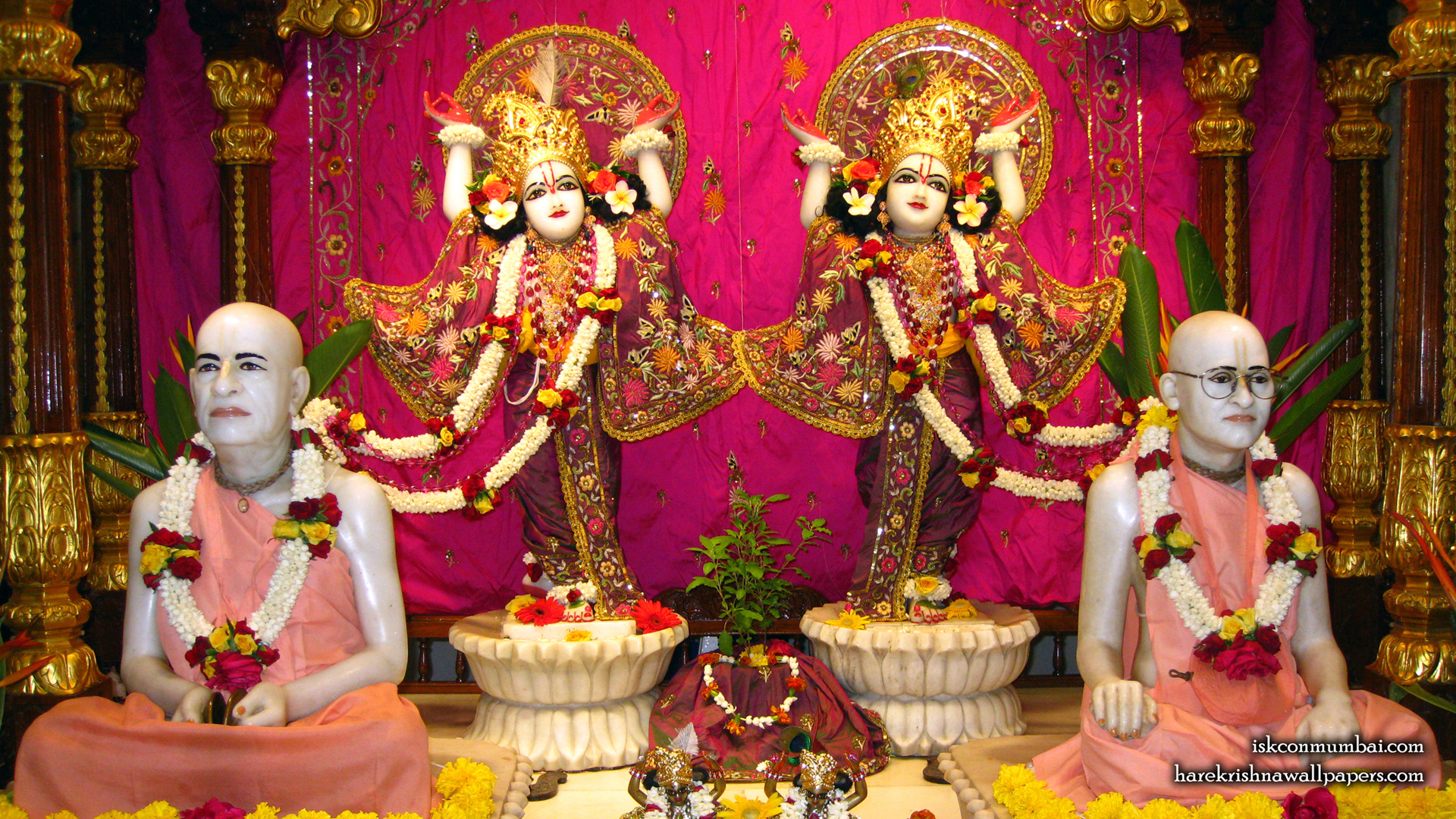 Sri Sri Gaura Nitai Wallpaper (010) Size 1920x1080 Download