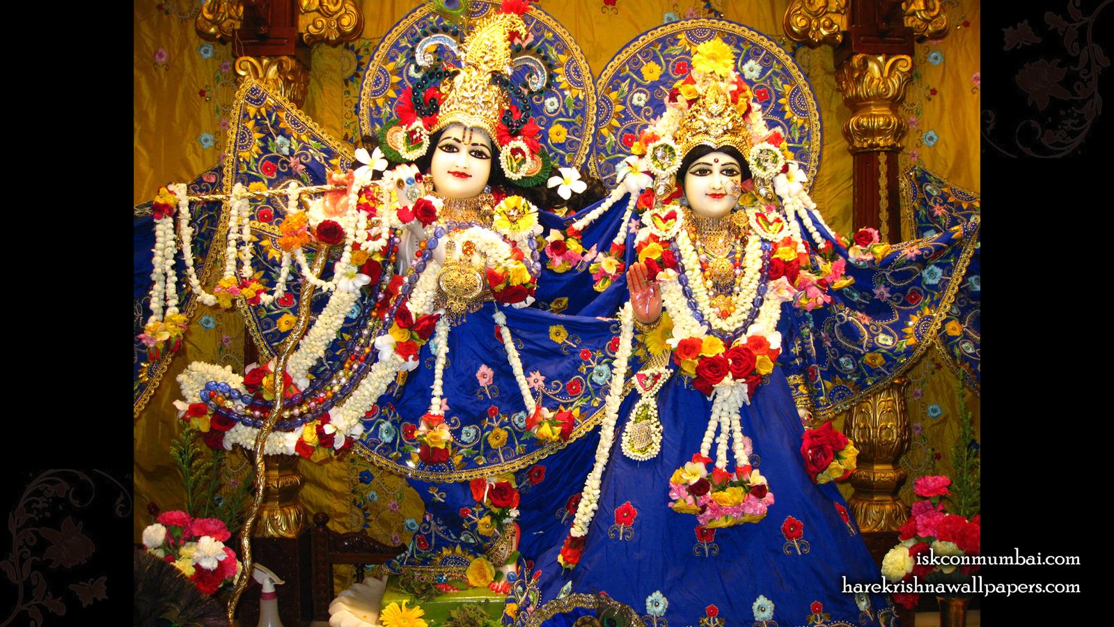 Sri Sri Radha Rasabihari Wallpaper (010) Size 1600x900 Download