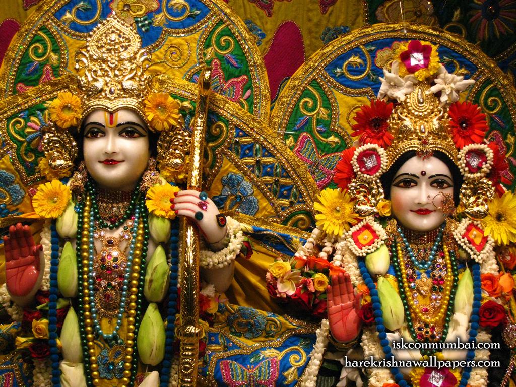 Sri Sri Sita Rama Close up Wallpaper (010) Size 1024x768 Download