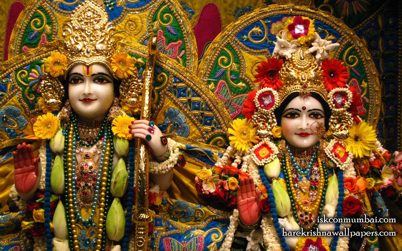 Sri Sri Sita Rama Close up Wallpaper (010) Size 1440x900 Download