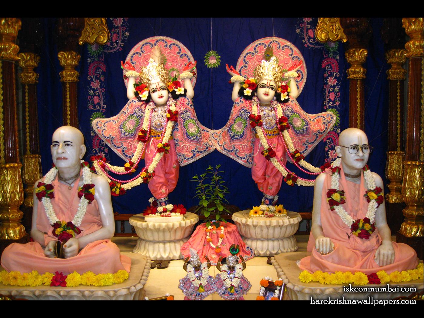Sri Sri Gaura Nitai Wallpaper (011) Size 1400x1050 Download