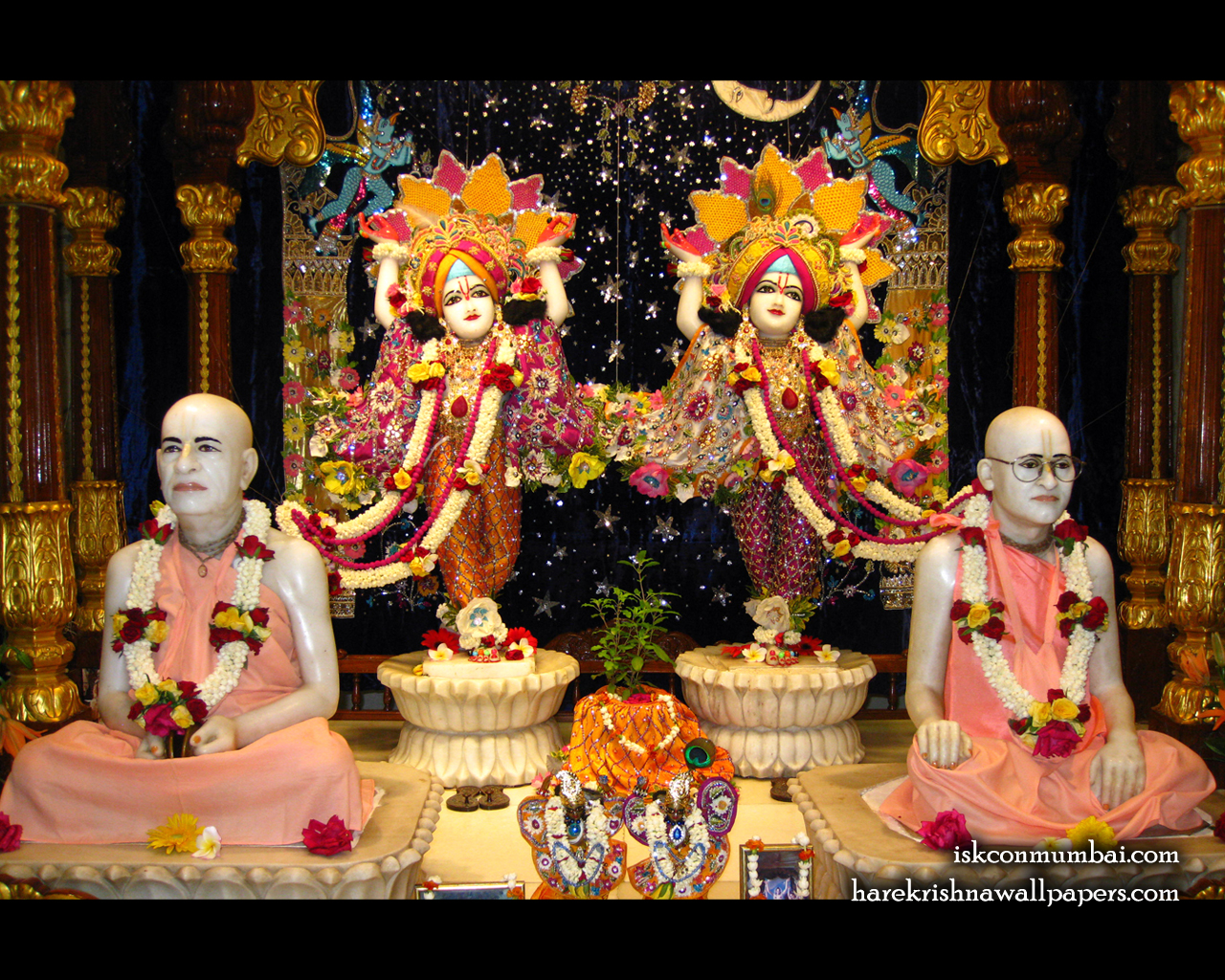 Sri Sri Gaura Nitai Wallpaper (012) Size 1280x1024 Download
