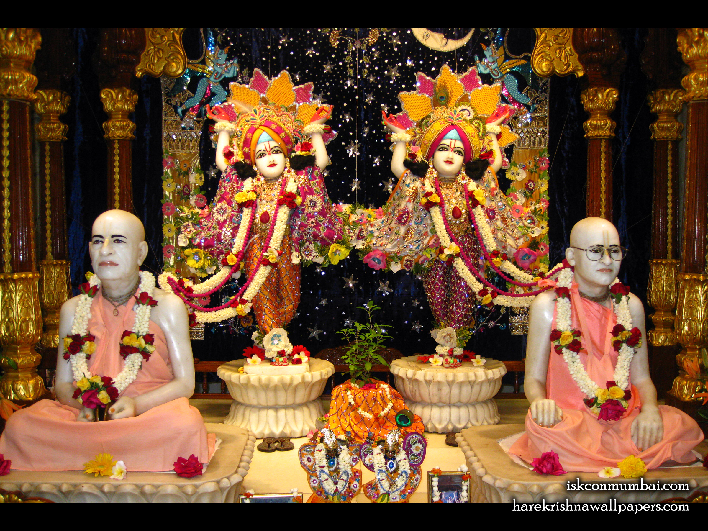 Sri Sri Gaura Nitai Wallpaper (012) Size 2400x1800 Download