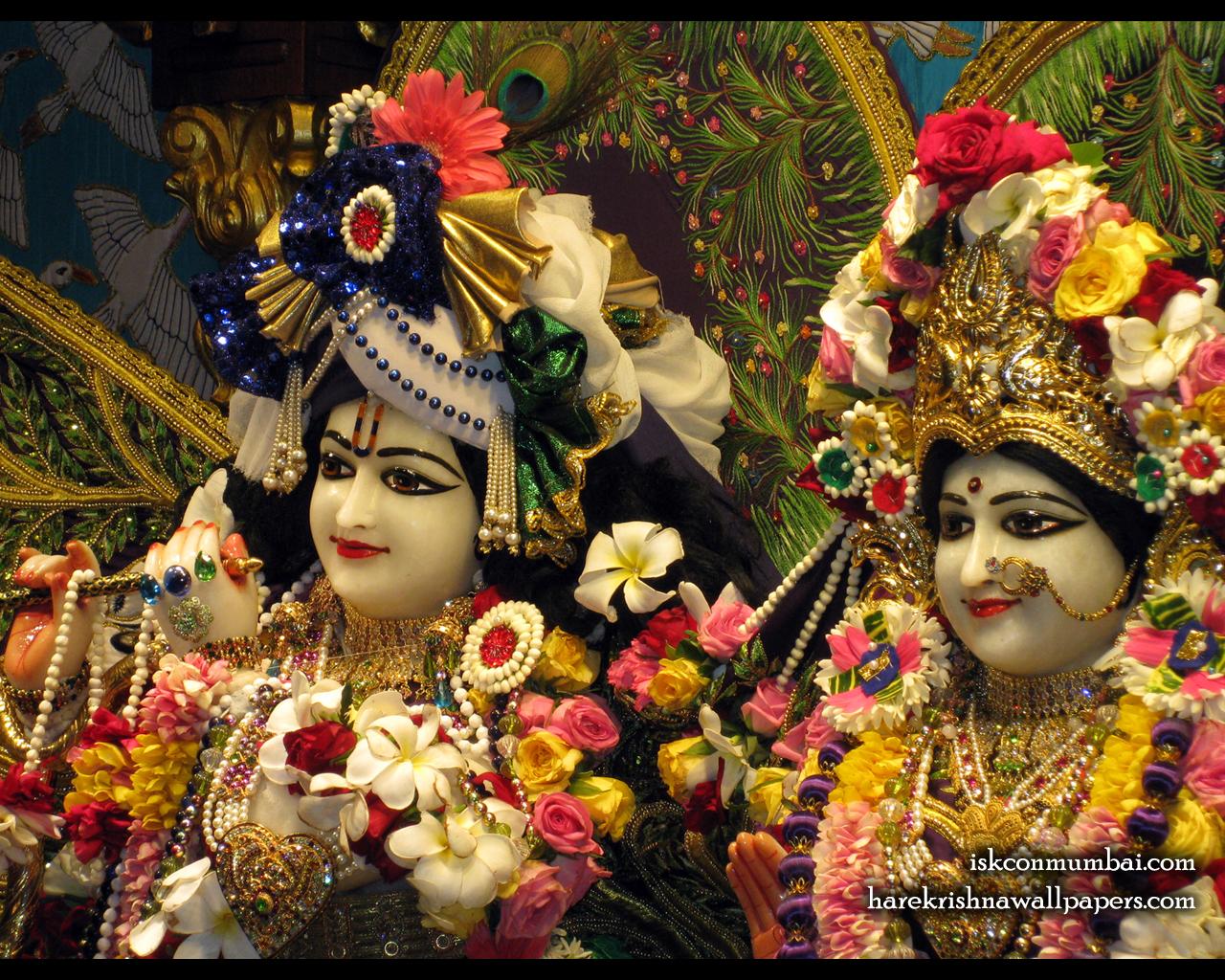 Sri Sri Radha Rasabihari Close up Wallpaper (012) Size 1280x1024 Download