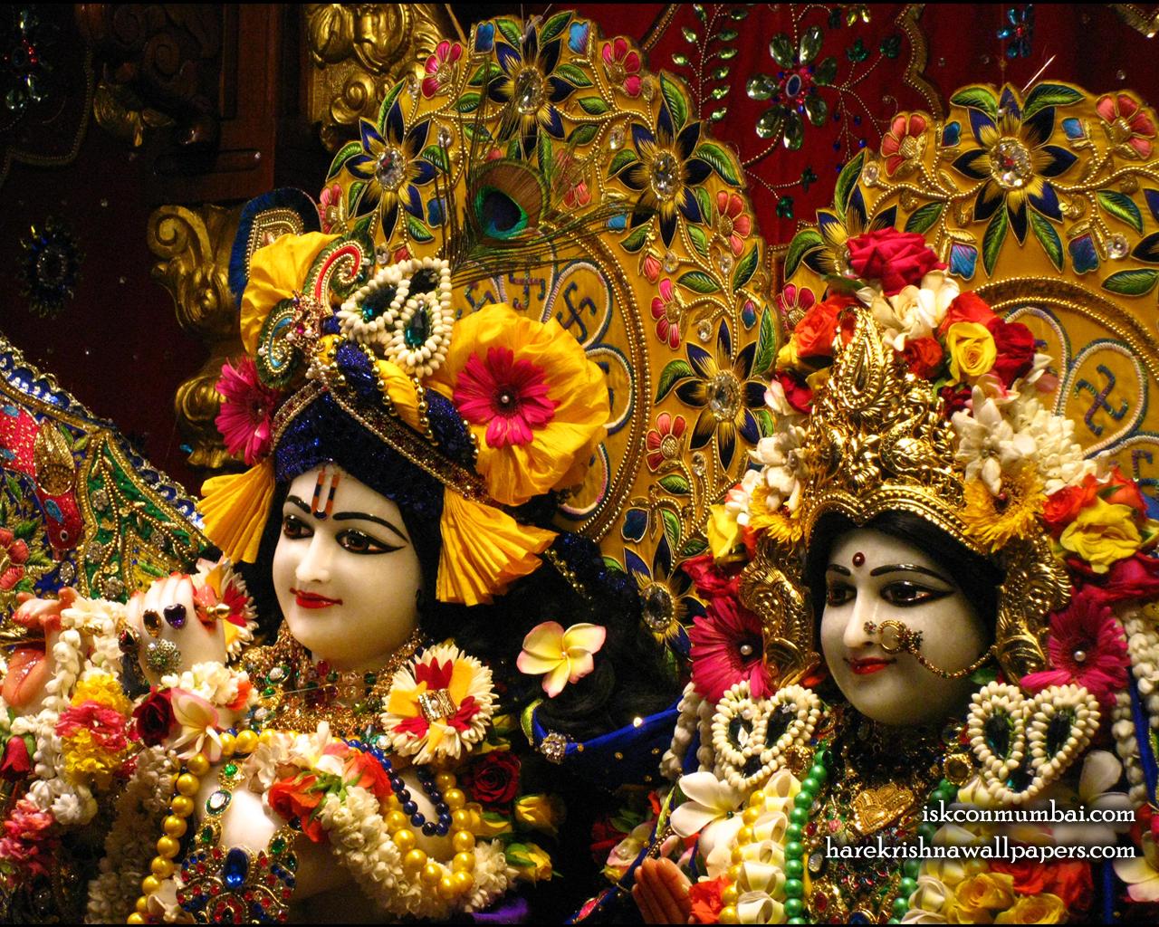 Sri Sri Radha Rasabihari Close up Wallpaper (017) Size 1280x1024 Download