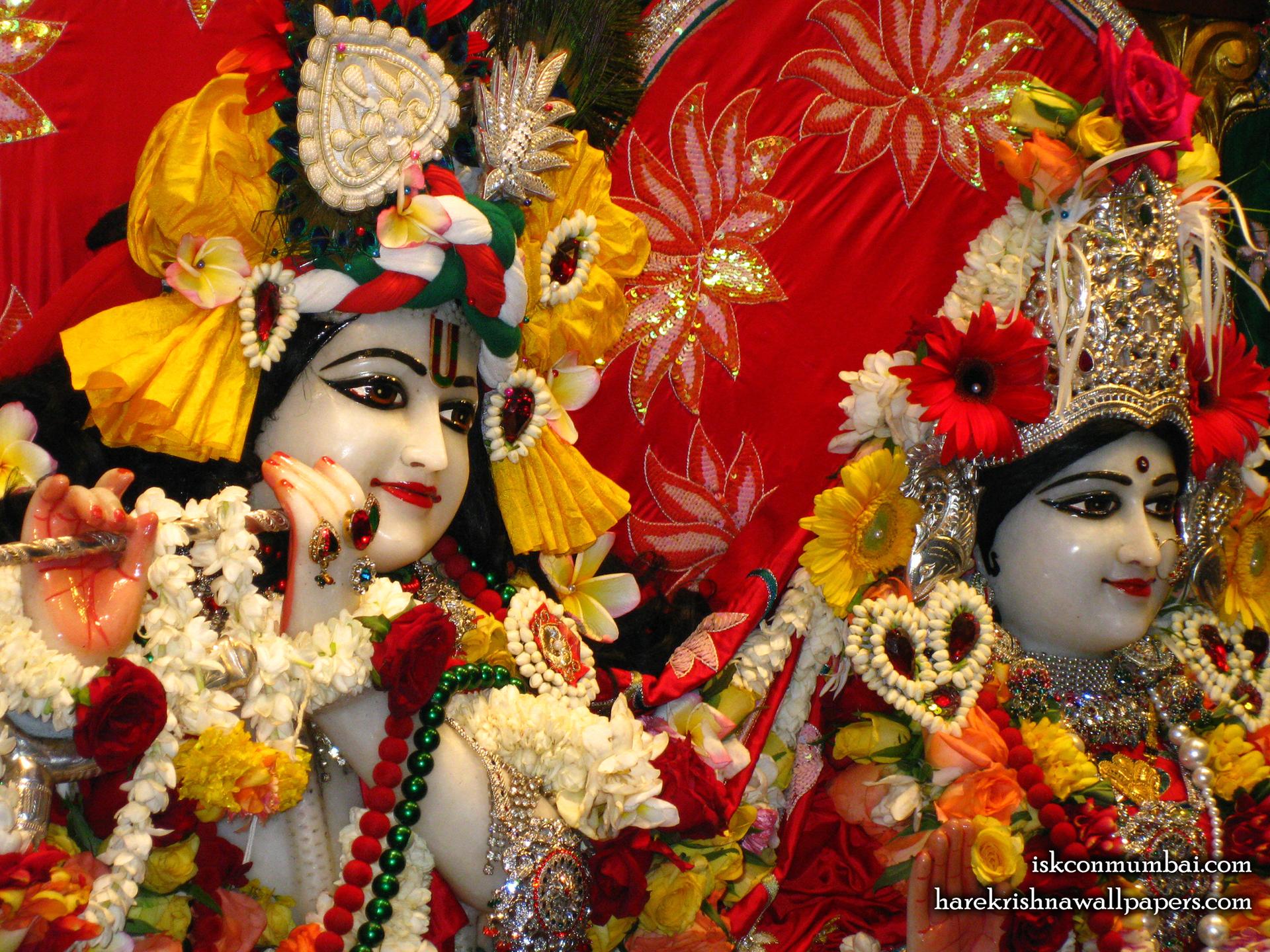 Sri Sri Radha Rasabihari Close up Wallpaper (026) Size 1920x1440 Download