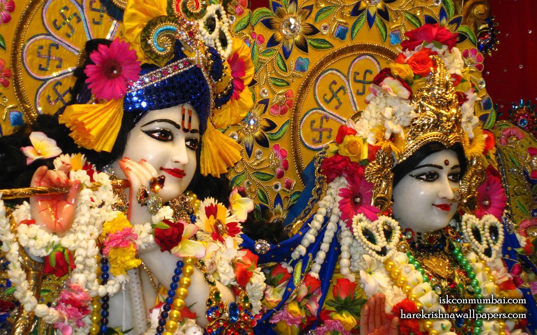 Sri Sri Radha Rasabihari Close up Wallpaper (029) Size 1440x900 Download