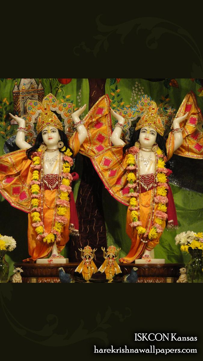 Sri Sri Gaura Nitai Wallpaper (003) Size 675x1200 Download