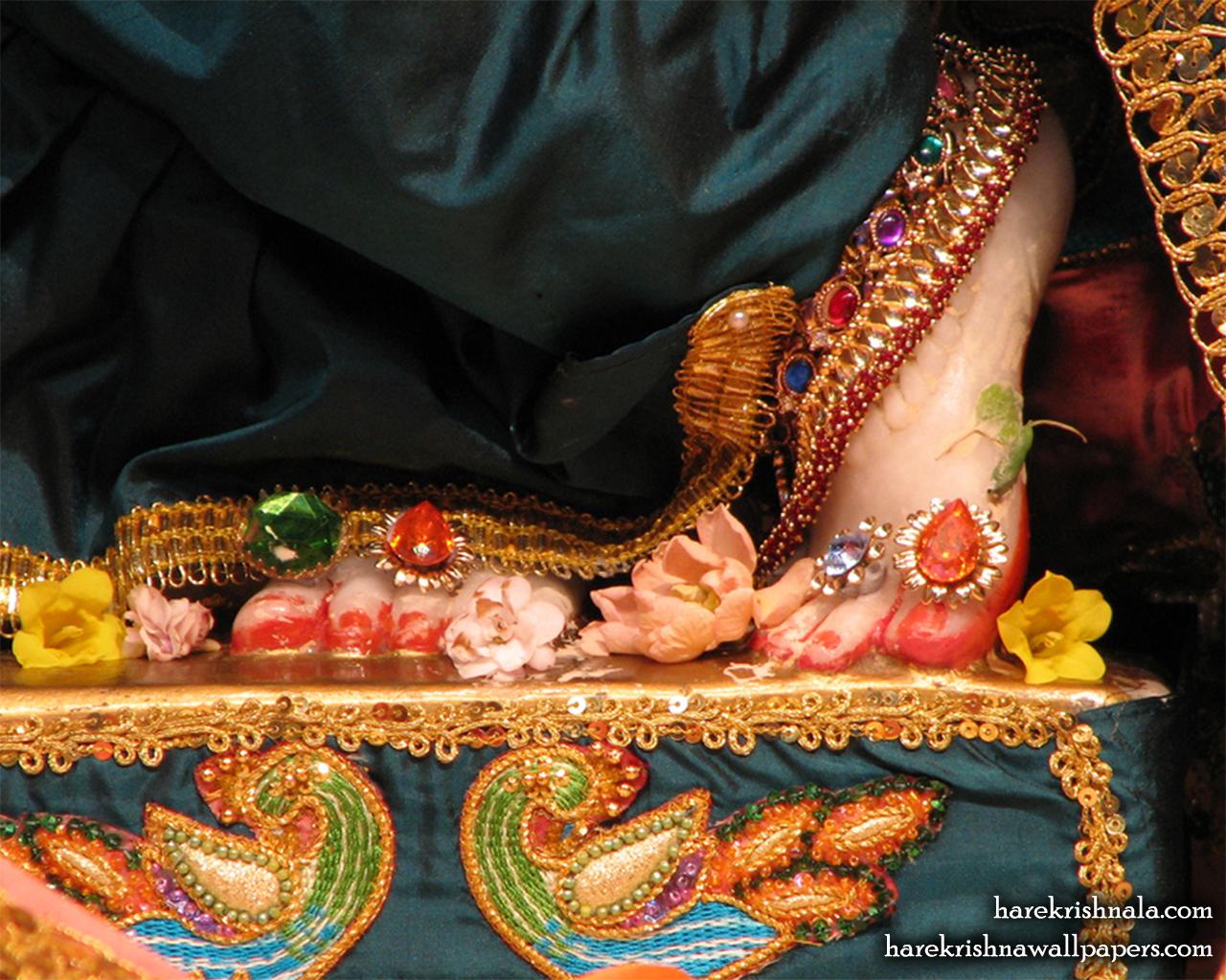 Sri Dwarakadhish Feet Wallpaper (001) Size 1280x1024 Download