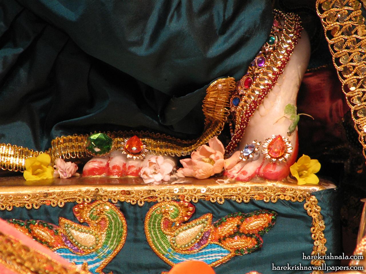 Sri Dwarakadhish Feet Wallpaper (001) Size 1280x960 Download