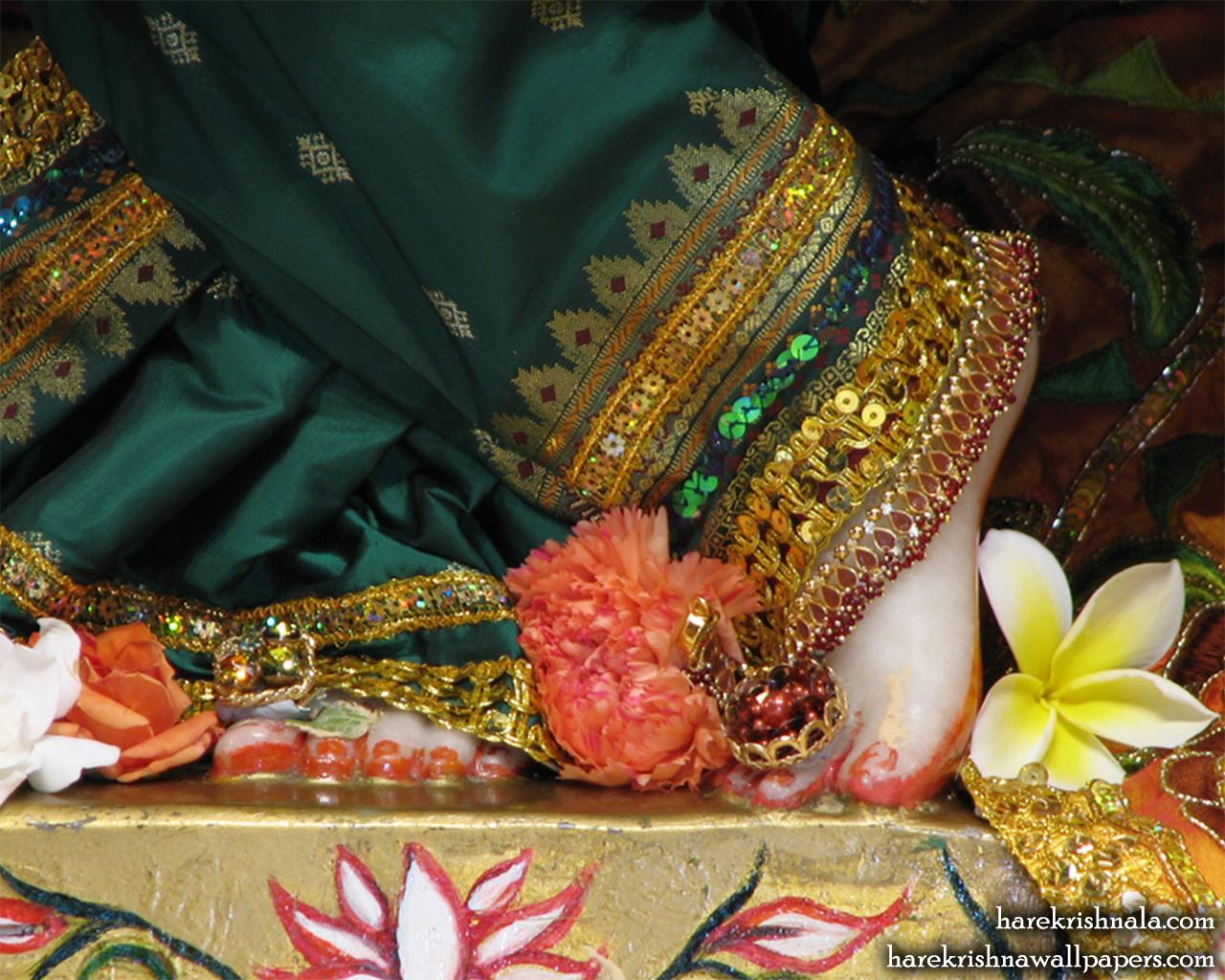 Sri Dwarakadhish Feet Wallpaper (003) Size 1280x1024 Download