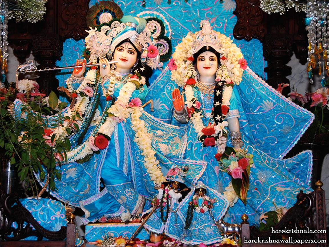 Sri Sri Rukmini Dwarkadhish Wallpaper (007) Size 1152x864 Download
