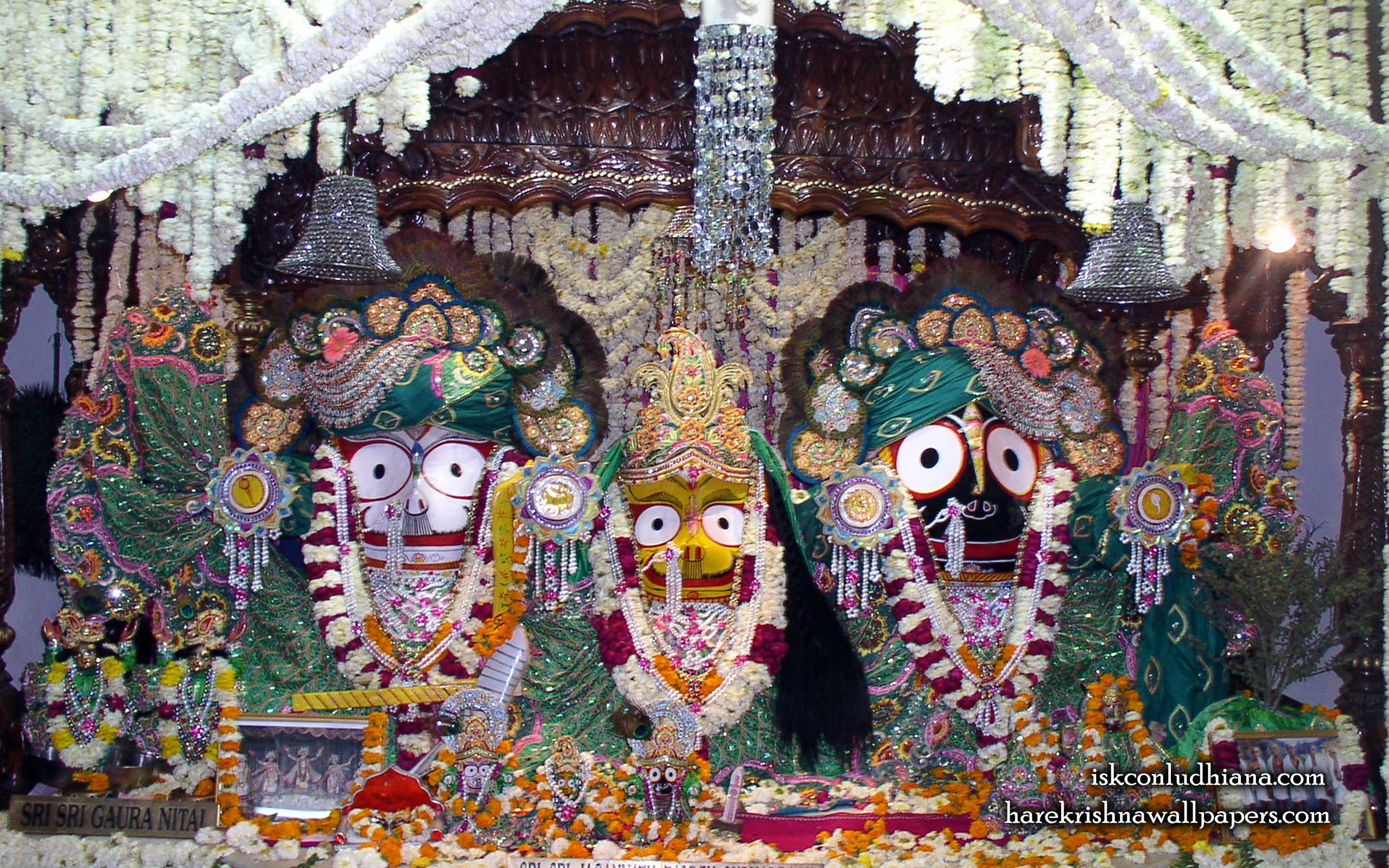 Jagannath Baladeva Subhadra Wallpaper (001) Size 2560x1600 Download