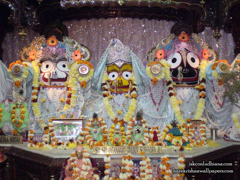 Jagannath Baladeva Subhadra Wallpaper (002)