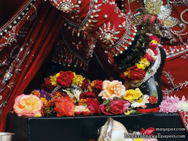 Sri Madhava Feet Wallpaper (004)