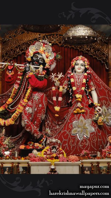 Sri Radha Madhava Wallpaper (004) Size 450x800 Download