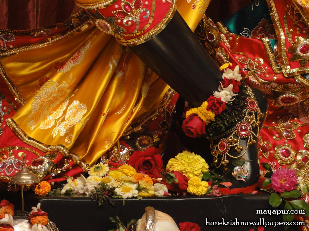 Sri Madhava Feet Wallpaper (006) Size 1024x768 Download