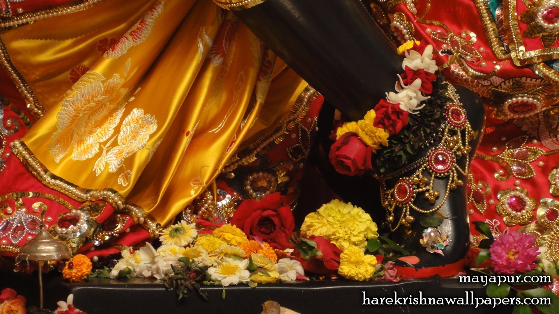 Sri Madhava Feet Wallpaper (006) Size 1920x1080 Download
