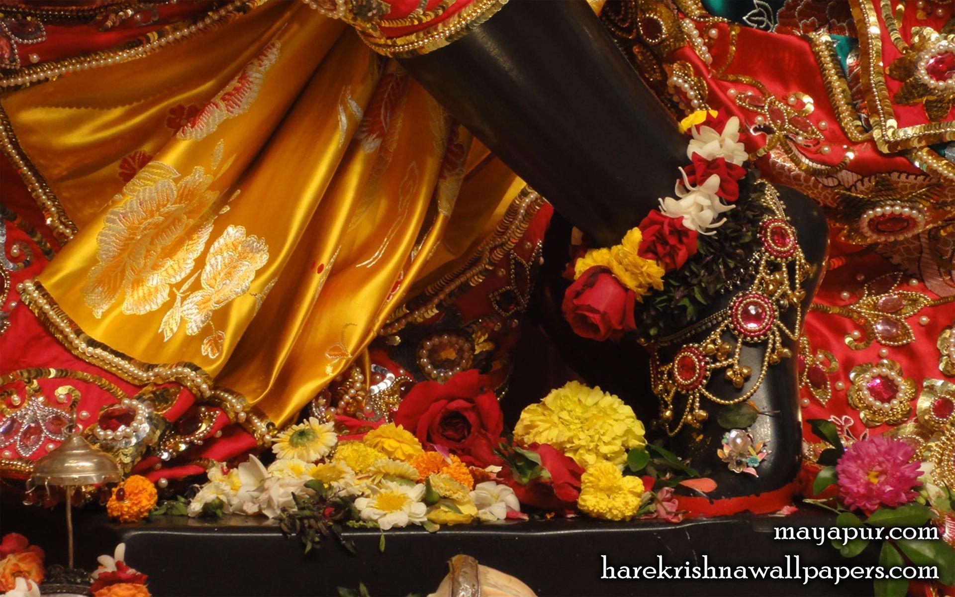 Sri Madhava Feet Wallpaper (006) Size 1920x1200 Download