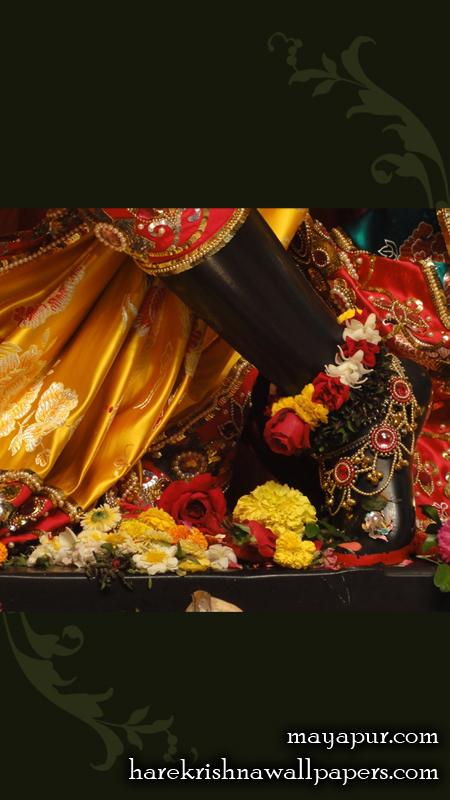 Sri Madhava Feet Wallpaper (006) Size 450x800 Download