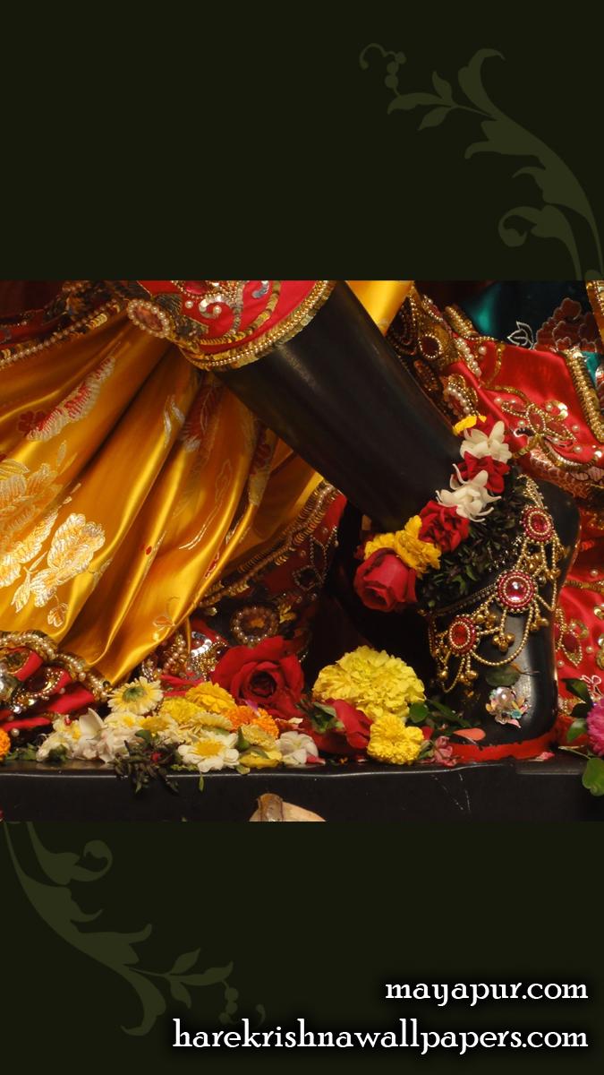 Sri Madhava Feet Wallpaper (006) Size 675x1200 Download