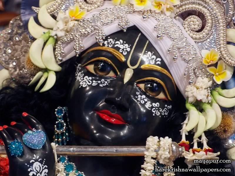 Sri Madhava Close up Wallpaper (007)