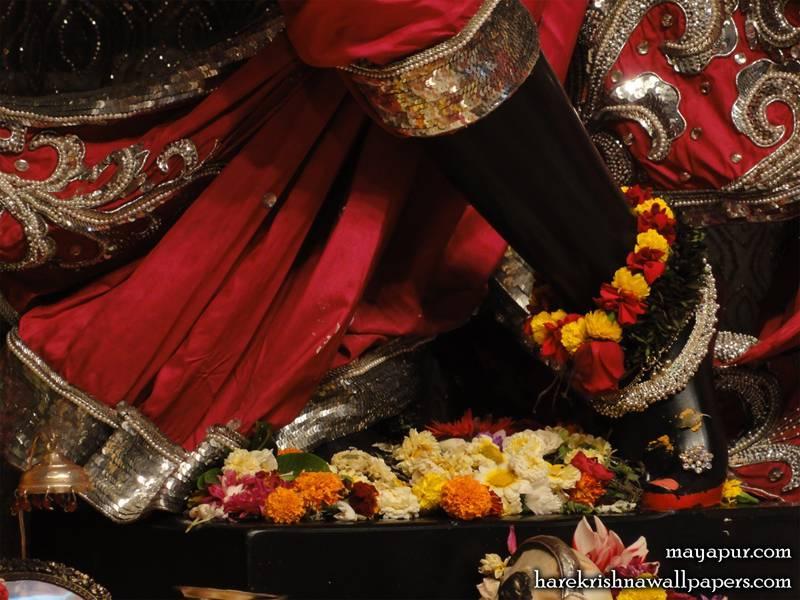 Sri Madhava Feet Wallpaper (007)