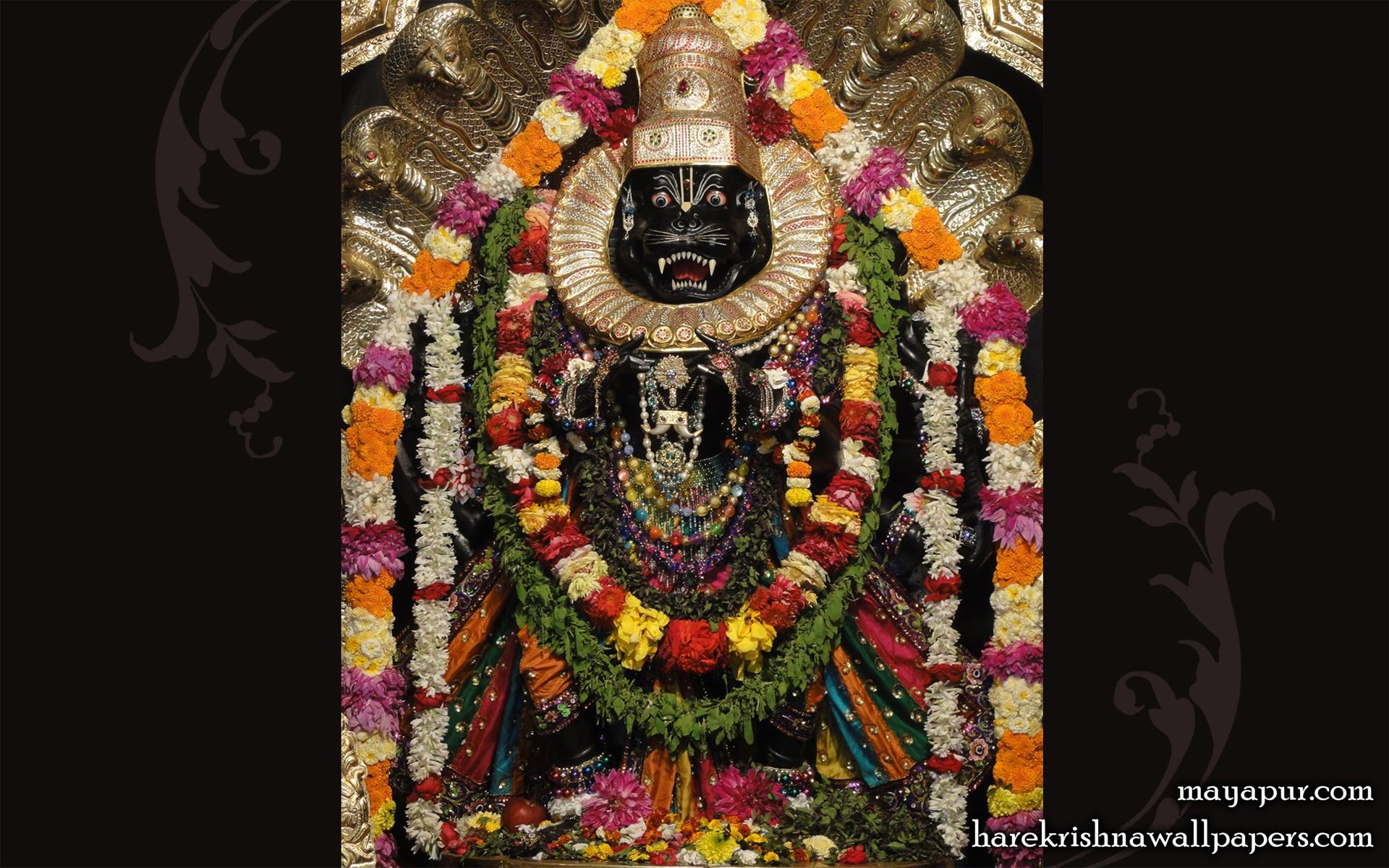 Sri Narasimha Deva Wallpaper (007) Size 1920x1200 Download