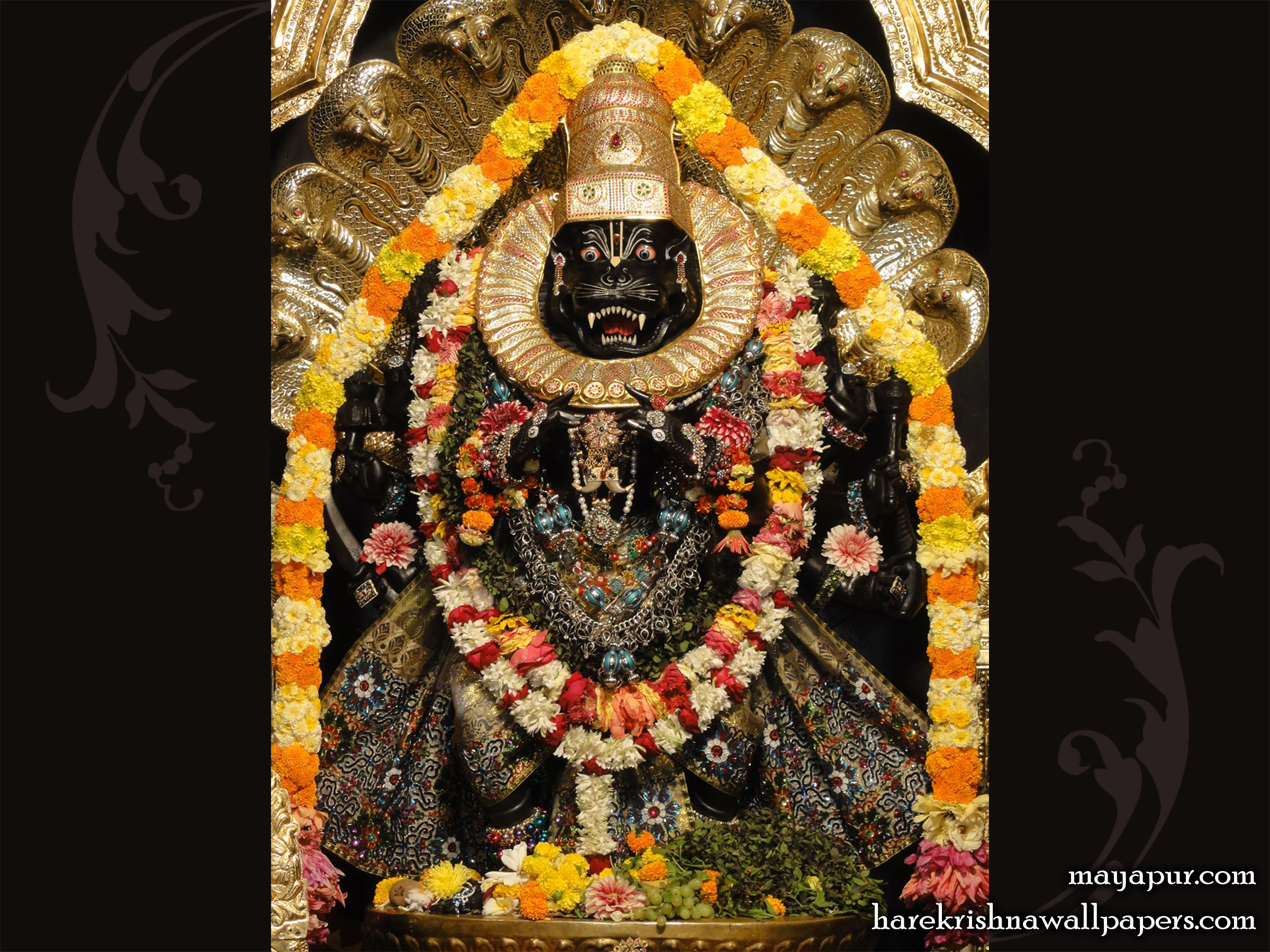 Sri Narasimha Deva Wallpaper (009) Size 2400x1800 Download