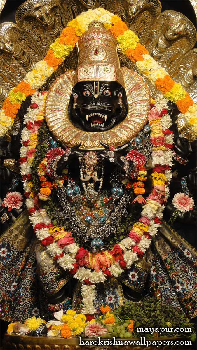 Sri Narasimha Deva Wallpaper (009) Size 675x1200 Download