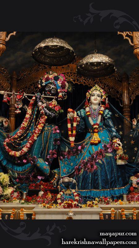 Sri Radha Madhava Wallpaper (009)