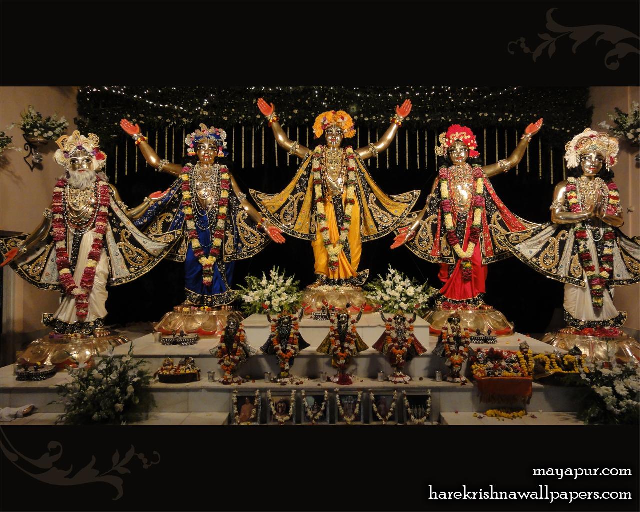 Sri Panchatatva Wallpaper (010) Size 1280x1024 Download