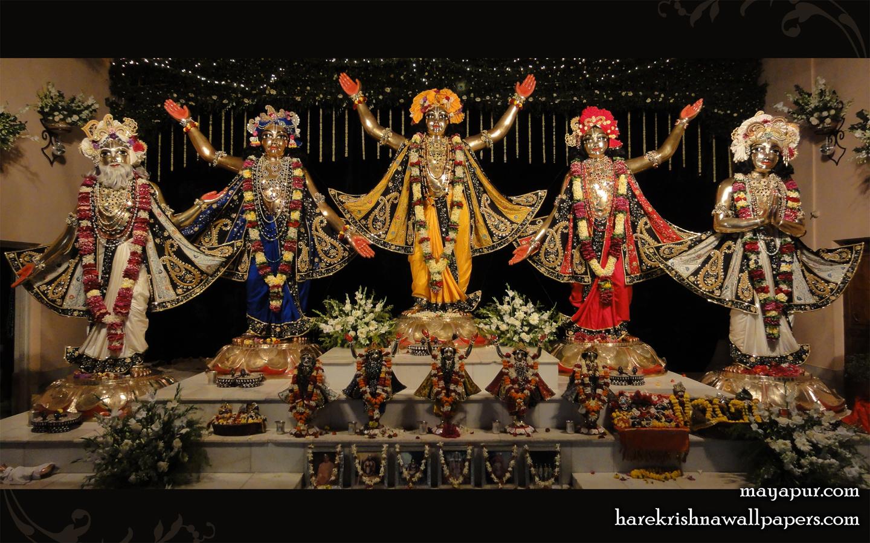 Sri Panchatatva Wallpaper (010) Size 1440x900 Download