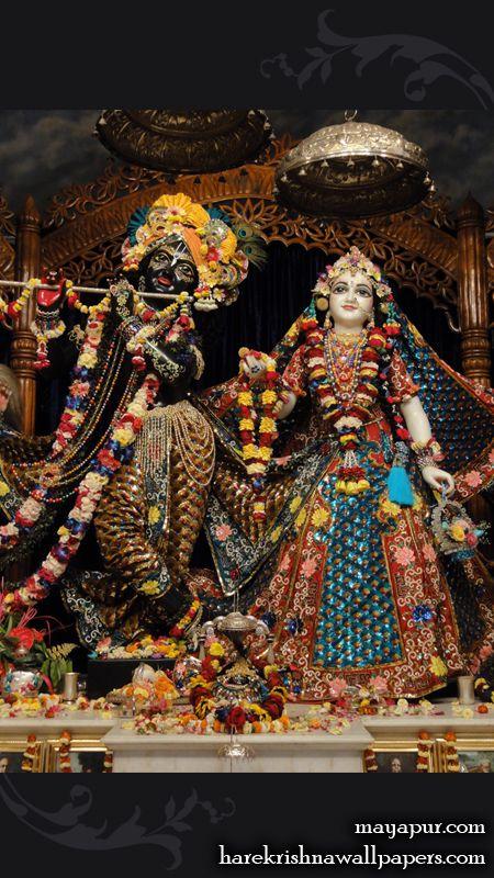Sri Radha Madhava Wallpaper (011)