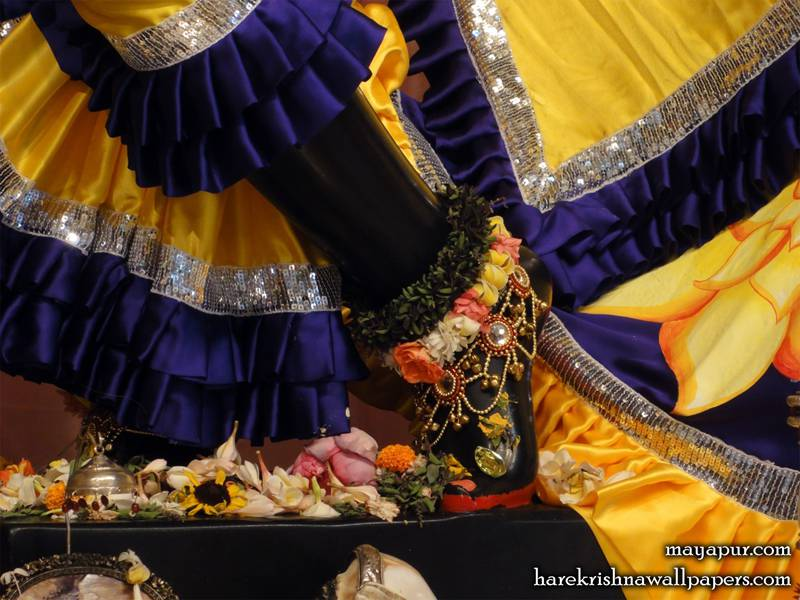 Sri Madhava Feet Wallpaper (012)