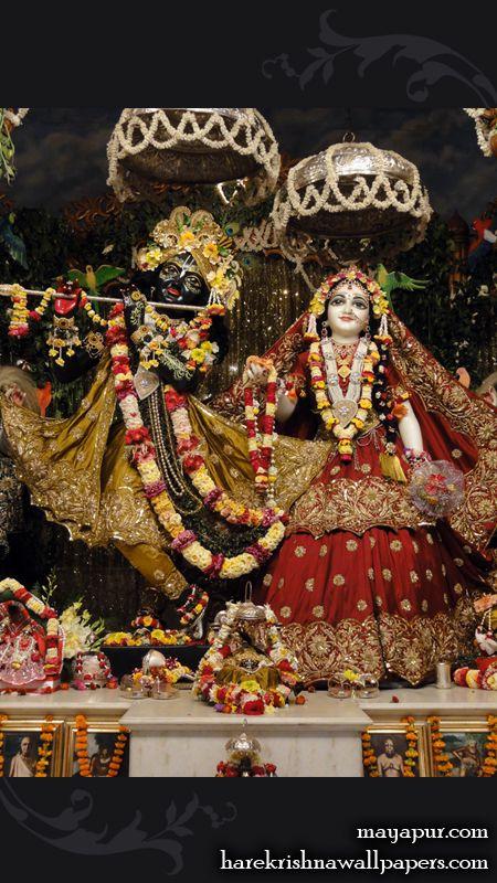 Sri Radha Madhava Wallpaper (014)